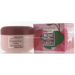 Rose firming body cream