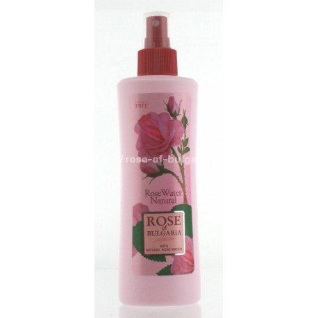 Eau de rose en spray 230 ml