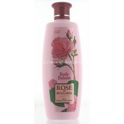 Baume pour le corps à l'eau de rose