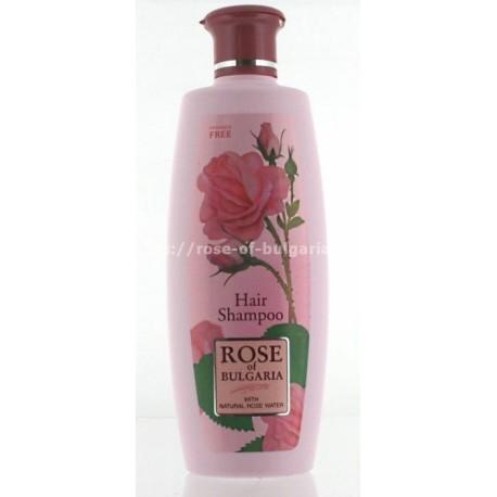 Shampoing Rose of bulgaria