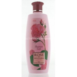 Gel douche à la rose rose of bulgaria