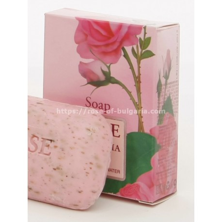 Rosewater soap 100 gr