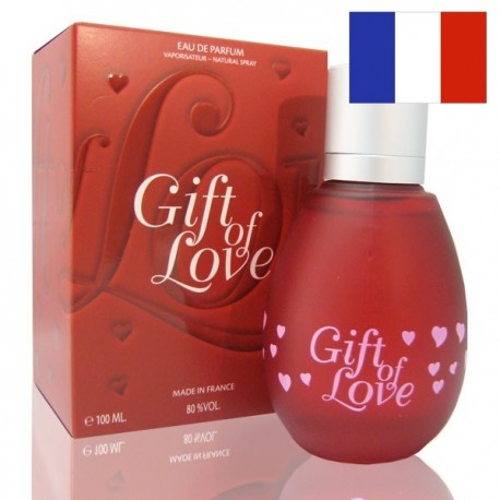 Gift of love red