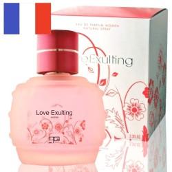 Love exulting