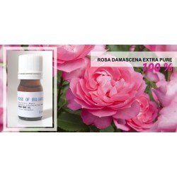 Huile de rose damascena de bulgarie - 3ml