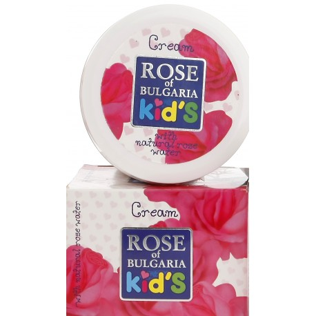 Kid's face cream