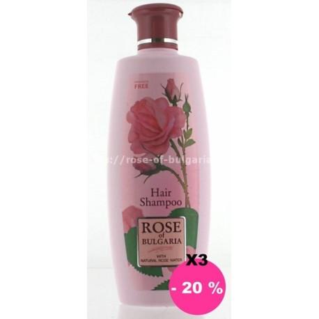 Savon à l'eau de rose de  Bulgarie 100 gr