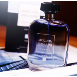 Masculin singulier (for men)