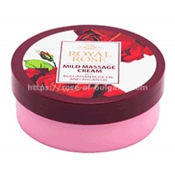 Mild massage cream Royal Rose