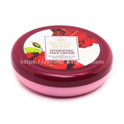 Hydrating face cream Royal Rose