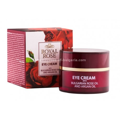 Eye cream royal rose