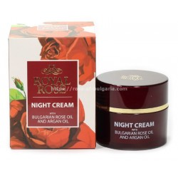 Night cream Royal Rose