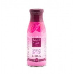 Rose water beverage
