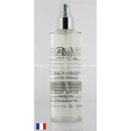 Natural rose water 200 ml with sprayer