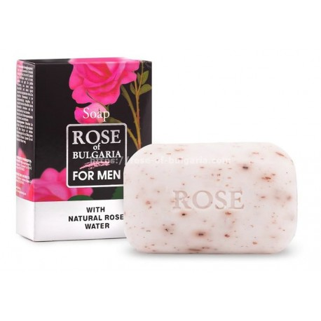 Soap rose of bulgaria for men