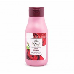 Body balsam Royal rose