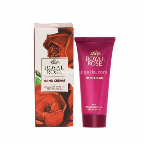 Hand cream Royal rose