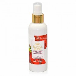 Brume corporelle à la rose Royal Rose 150 ml