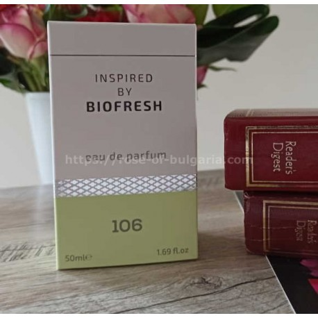 Eau de parfum - 106
