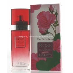 Eau de parfum à la rose de Damas, 50ml