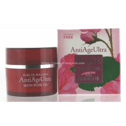 Anti age cream ULTRA with roseoil