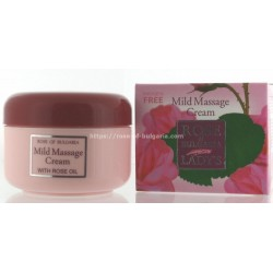 Rose massage mild cream