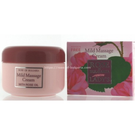 Massage mild cream