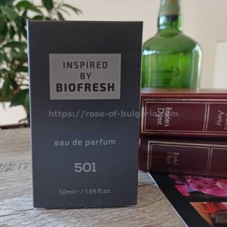 Eau de parfum pour homme - 501