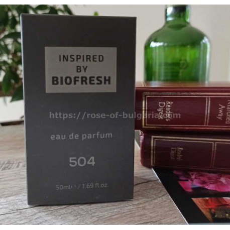 Eau de parfum pour homme - 504