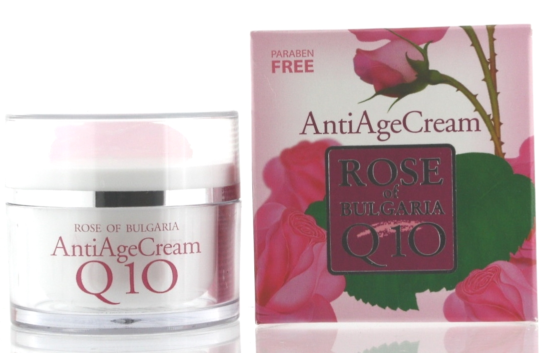 Rose of bulgaria antiage Q1°0