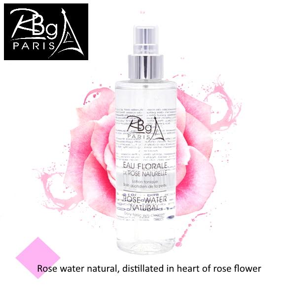 Rose water Rbg Paris