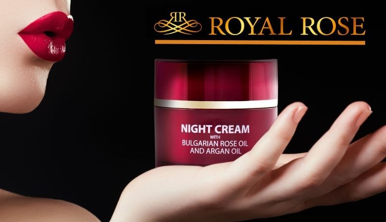 Royal rose cosmetics