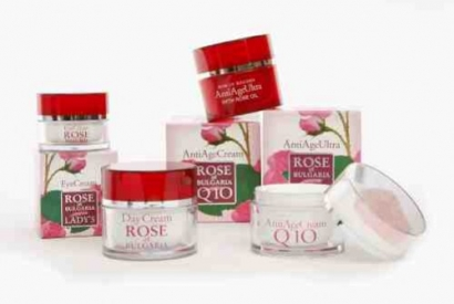 Questions of our customers .... anti-aging creams with rose and sunscreen