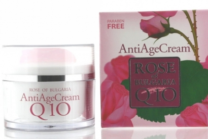 Rose of bulgaria Coenzyme Q10 details